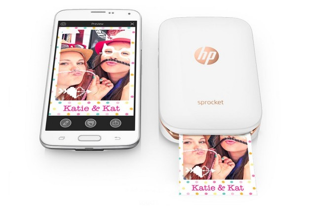 l'imprimante HP Sprocket avis